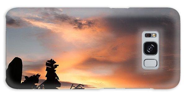 Nigeria Galaxy Case - Abuja Sunset by Hakon Soreide