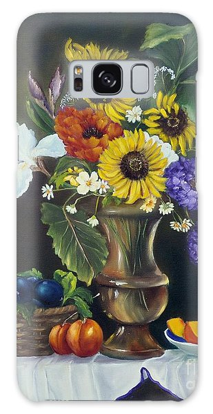 Abundance Galaxy Case by Carol Sweetwood