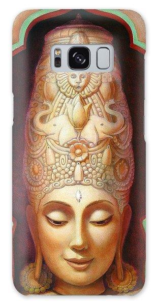 Abundance Meditation Galaxy Case