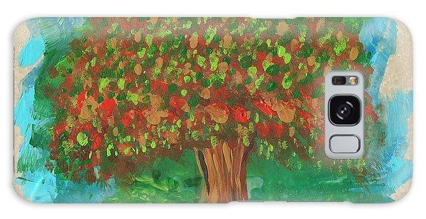 Abundant Tree Galaxy Case