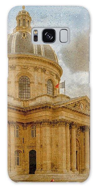 Paris, France - Academie Francaise Galaxy Case