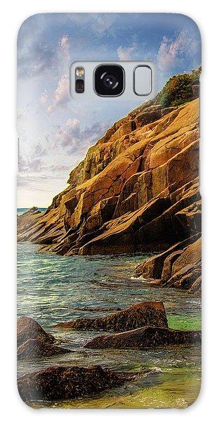 Acadia National Park--maine Galaxy Case