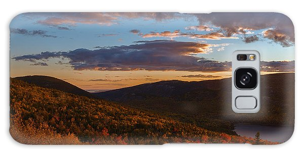 Acadia Sunset Galaxy Case