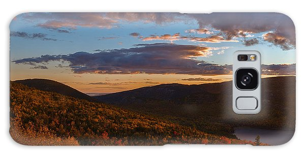 Acadia Sunset Galaxy Case by Sharon Seaward