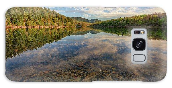 Acadian Reflection Galaxy Case by Rick Berk