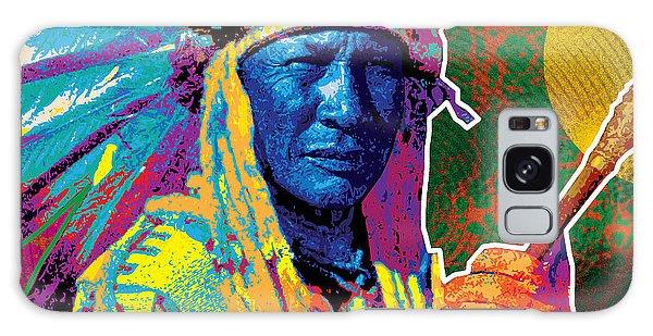 Aceca Indian Chief Galaxy Case