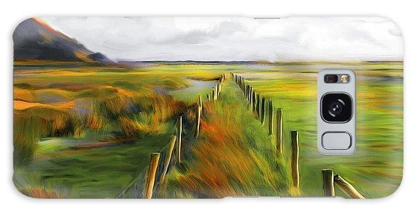Achill Island - West Coast Ireland Galaxy Case