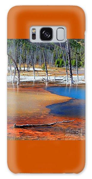 Acid Soup Yellowstone Galaxy Case