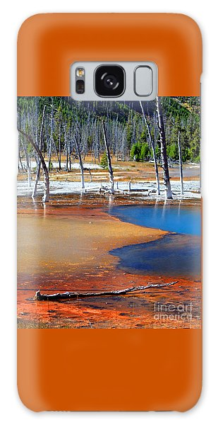 Acid Soup Yellowstone Galaxy Case