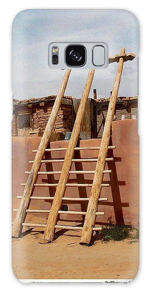 Acoma Ladder Galaxy Case by R Thomas Berner