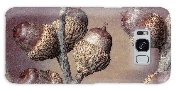 Limb Galaxy Case - Acorn Branch by Tom Mc Nemar