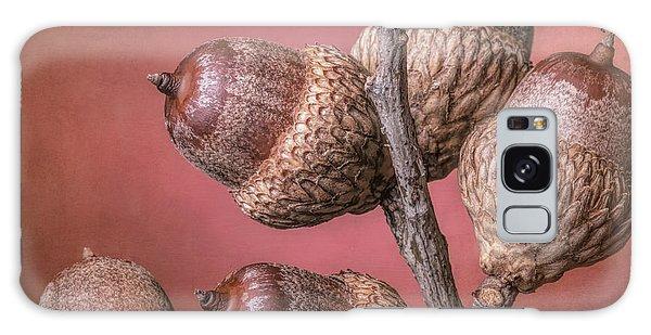 Limb Galaxy Case - Acorns by Tom Mc Nemar