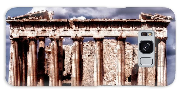 Acropolis Of Greece Galaxy Case