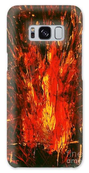 Acrylics Galaxy Case