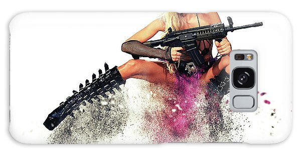 Guns Galaxy Case - Action Girl by Smart Aviation