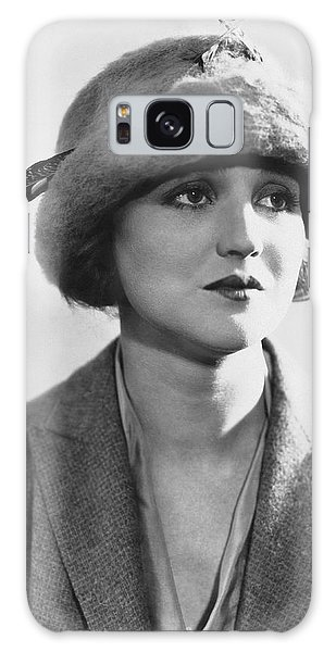 Feather Stars Galaxy Case - Actress Agnes Ayres by Underwood Archives