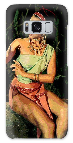 Actress Dorothy Fandridge Galaxy S8 Case