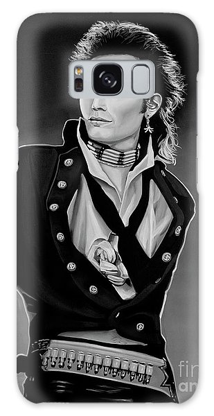 Ant Galaxy S8 Case - Adam Ant Painting by Paul Meijering
