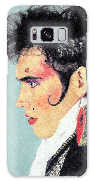 Robert Smith Music Galaxy Case - Adam Ant by Zapista