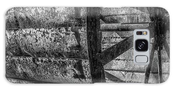 Adam's Mill Water Wheel Galaxy Case