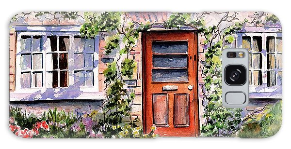 Adare Ireland Cottage Galaxy Case