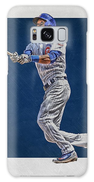 Addison Russell Chicago Cubs Art Galaxy S8 Case