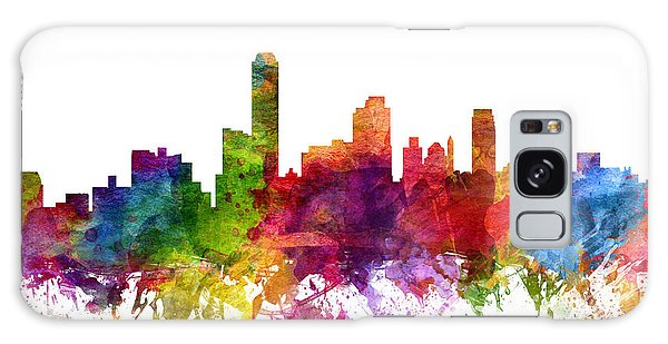 Colours Galaxy Case - Adelaide Australia Cityscape 06 by Aged Pixel
