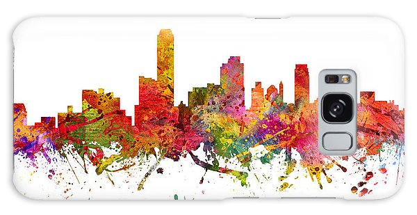 Colours Galaxy Case - Adelaide Australia Cityscape 08 by Aged Pixel
