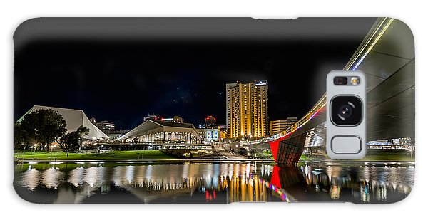 Adelaide Riverbank Galaxy Case