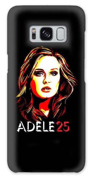 Adele 25-1 Galaxy Case by Tim Gilliland