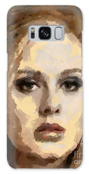 Adele Galaxy Case by Dragica Micki Fortuna