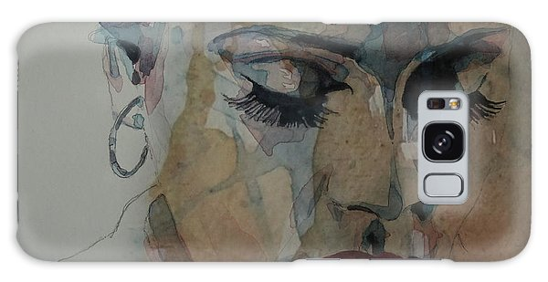 Adele Galaxy S8 Case - Adele - Make You Feel My Love  by Paul Lovering