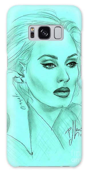 Adele Galaxy S8 Case - Adele by PJ Lewis