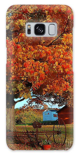 Adirondack Autumn Color Galaxy Case by Diane E Berry