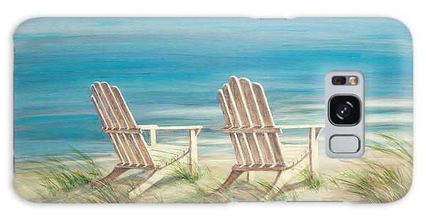 Adirondack Chair Galaxy Case - Adirondack Chairs by Tina Obrien