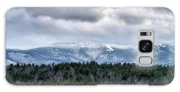 Adirondack High Peaks During Winter - New York Galaxy Case by Brendan Reals