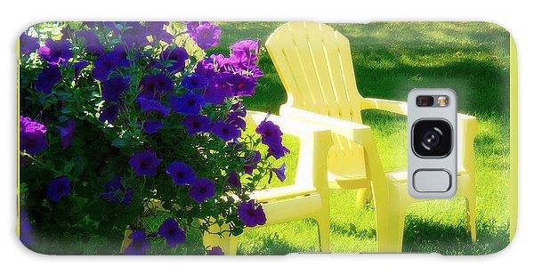 Adirondack Summer Days Galaxy Case