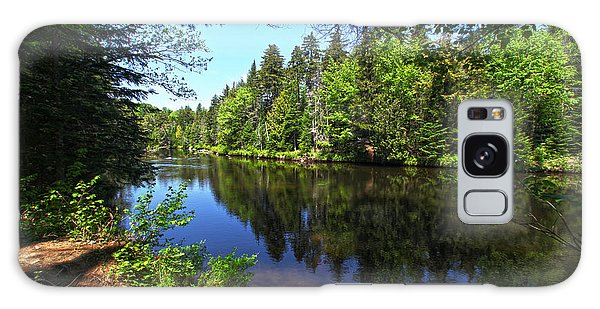 Adirondack Waters Galaxy Case