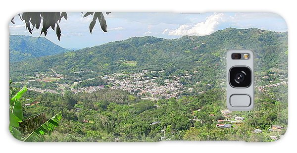 Adjuntas Town Galaxy Case