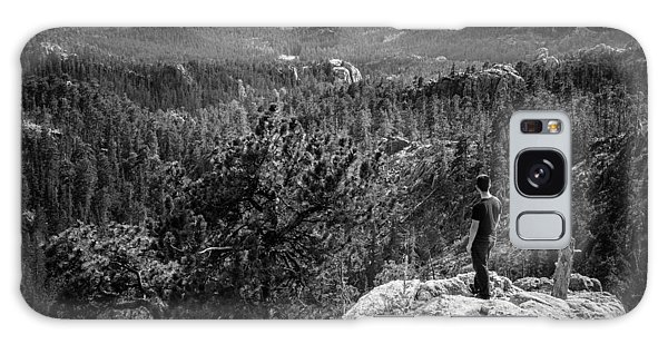 Needles Point South Dakota Galaxy Case by Jason Moynihan