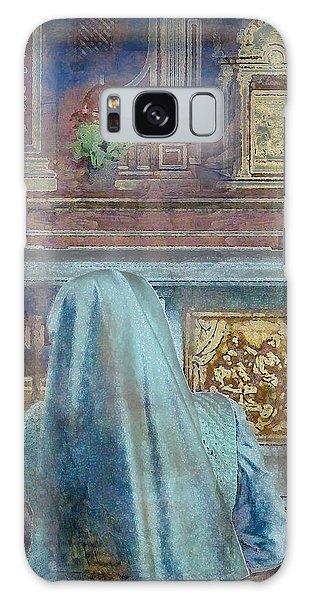 Adoration Chapel 3 Galaxy Case
