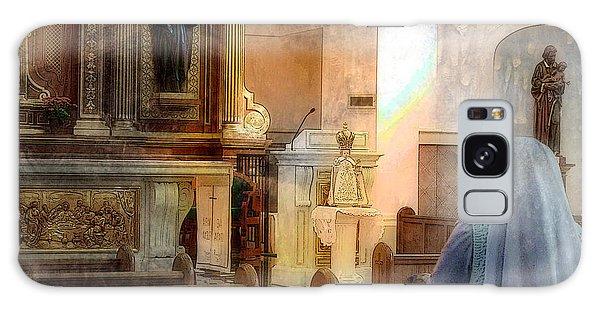 Adoration Chapel Galaxy Case