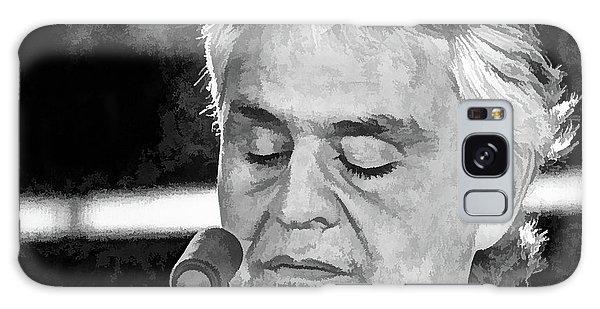 Andrea Bocelli In Concert Galaxy Case