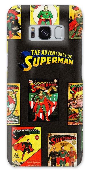 Adventures Of Superman Galaxy Case