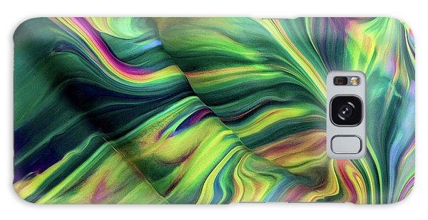 Aegean Wave Galaxy Case