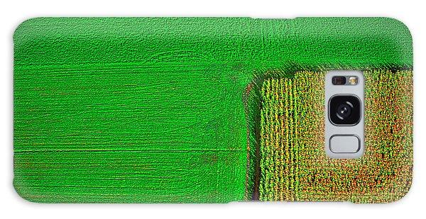 Aerial Farm Mchenry Il  Galaxy Case