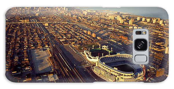 Aerial View Of A City, Old Comiskey Galaxy Case