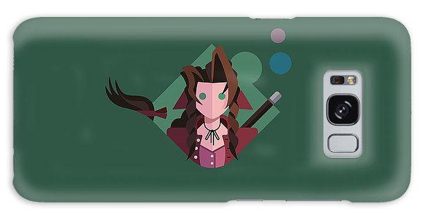 Aeris Galaxy Case by Michael Myers