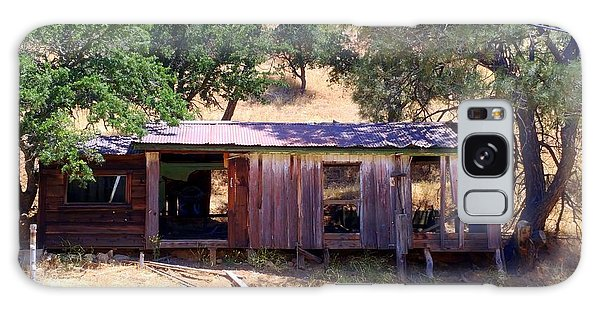 Cozy Cottage Kern County Galaxy Case
