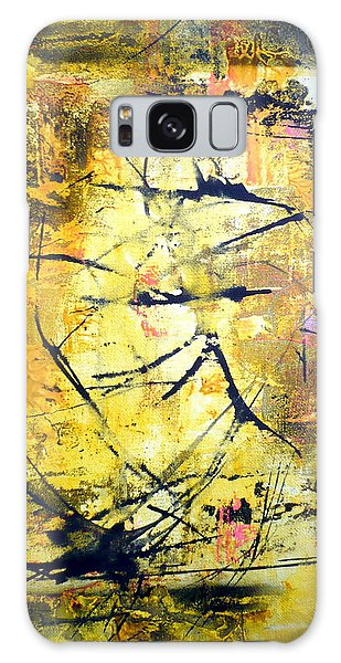 Aforethought Abstract Galaxy Case